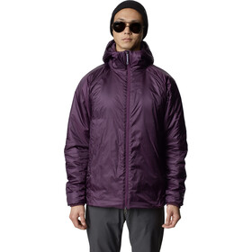 Houdini Mr Dunfri Jacket Herr pumped up purple